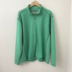 Pebble Beach Performance Mens Active Golf Pullover